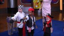 DIY children's costume ideas for Gasparilla