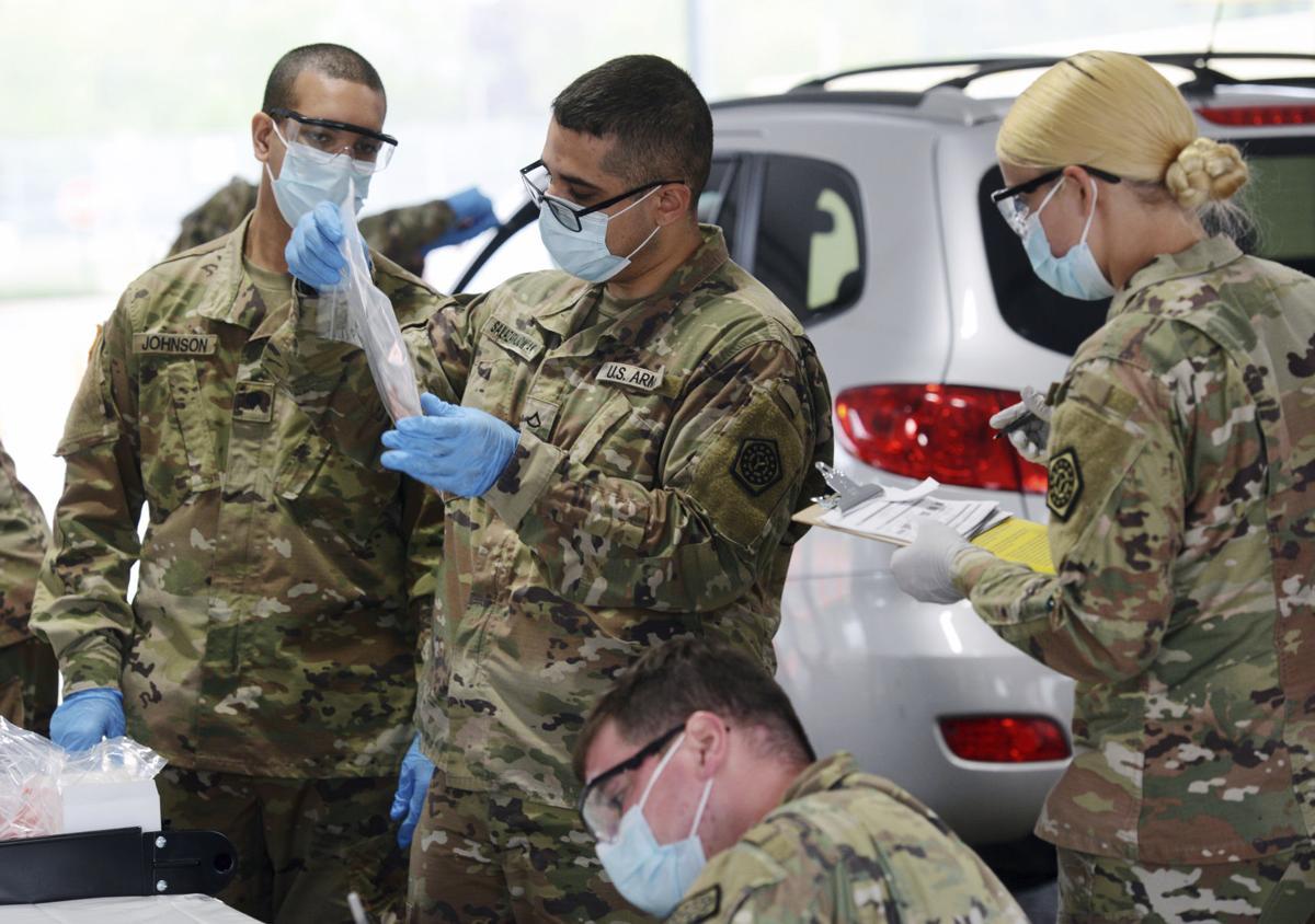 Federal coronavirus testing plan puts burden on states