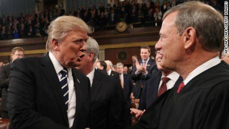 At the highest levels of the judiciary, judges spar over Trump's legal powers