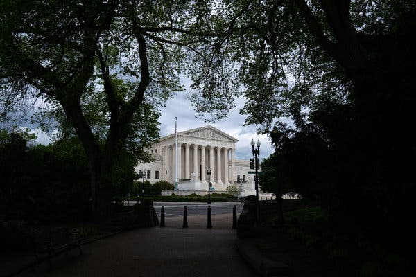 President Trump won over wary conservative voters in 2016 by releasing a list of prospective Supreme Court justices. Progressives have suggested former Vice President Joseph R. Biden Jr. should do the same this year.