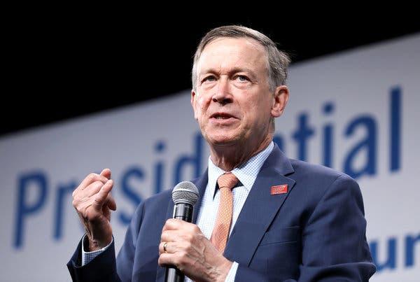 John Hickenlooper survived a close race to win the Colorado Democratic Senate primary.