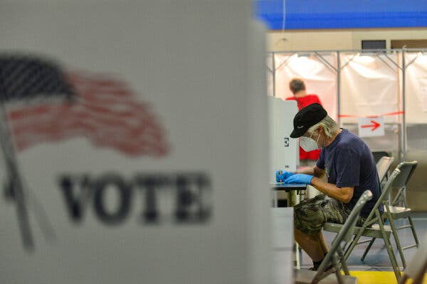New Hampshire primary voters chose candidates for governor and Senate on Tuesday.