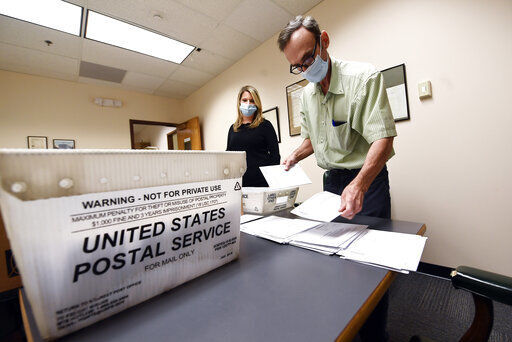NY officials optimistic about fixes to mail-in voting system